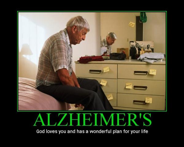 Alzheimer's Posterf